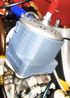 ejemplo protector puesto en un cilindro tm