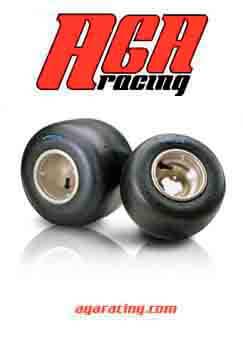 Neumáticos vega azul sl3 AGA Racing tienda online karting