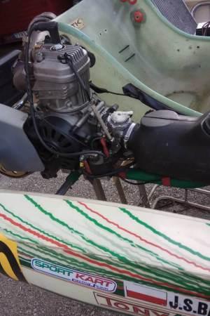 Kart Tony kart AGA Racing karting
