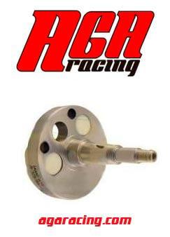 Medio cigüeñal lado encendido motor leopard AGA Racing tienda Karting online