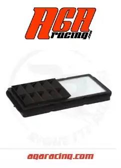 Cartucho filtro aire nox2 active AGA Racing tienda karting online