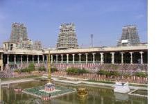 Sri Meenakshi Sundareswarar Temple