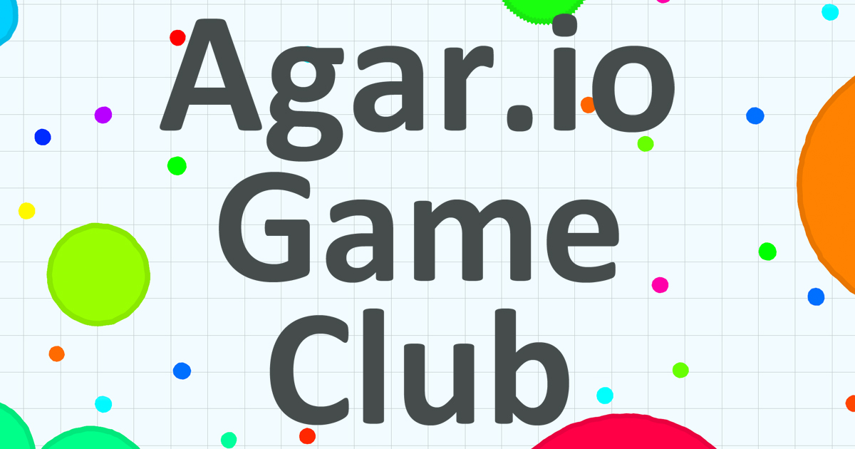 Play Agario Game Agario Private Server Agario Pvp