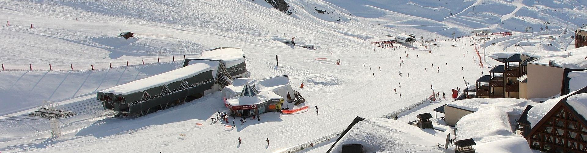 Val Thorens Estación de esquí
