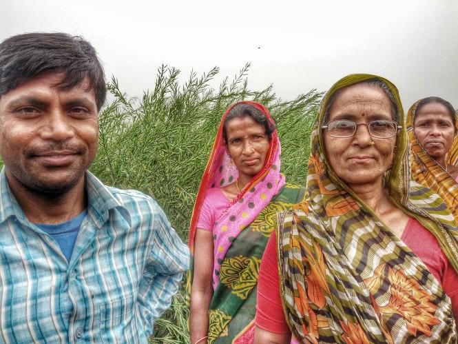 Sanjay Sahni, Indu Devi, Madina Begam