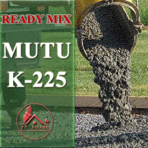 Harga Ready Mix Mutu K 225