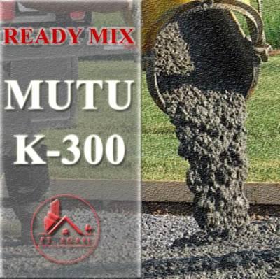 READY MIX MUTU K-300
