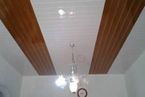Jasa Pasang Plafon PVC Per Lembar