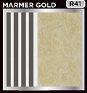 plafon pvc motif marmer gold