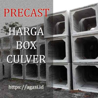 Harga Box Culvert Precast