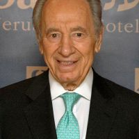 Shimon Peres, dies at 93.