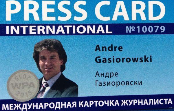 press card ru