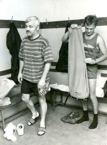 Jan Krzysztof Bielecki & Donald Tusk