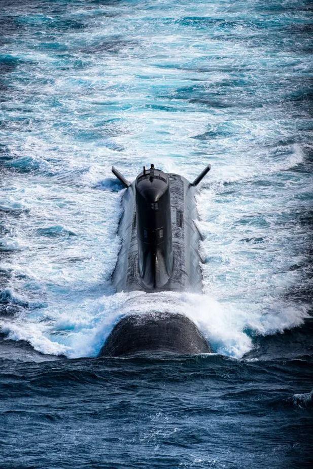 Le Plus Grand Sous Marin Du Monde : grand, marin, monde, Sous-marins, Longs, Monde, AGASM-Sous-marins, Sous-marin