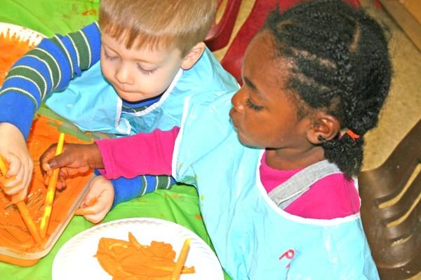 Preschool Art Community