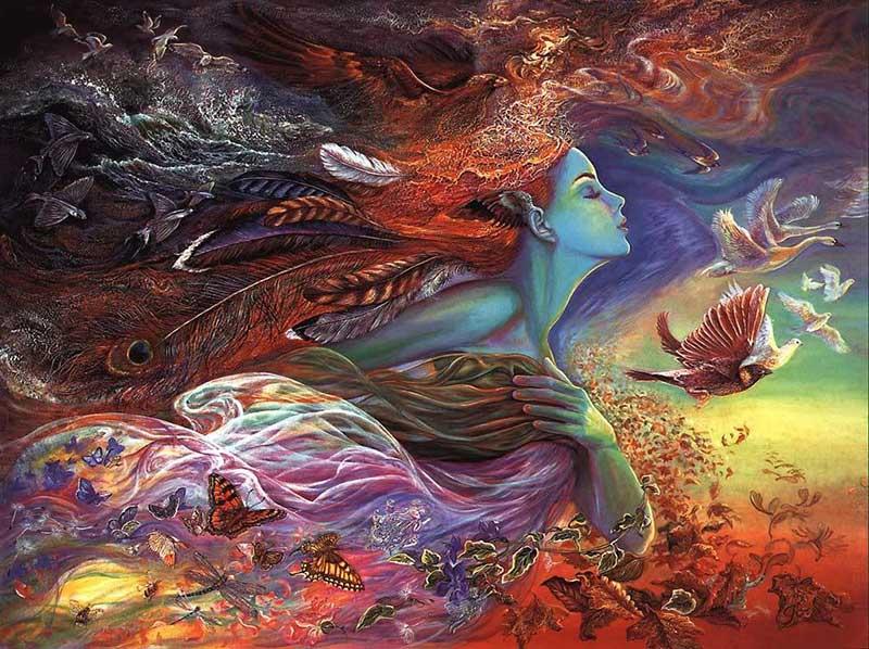 Beyond: Spirit Of A Woman