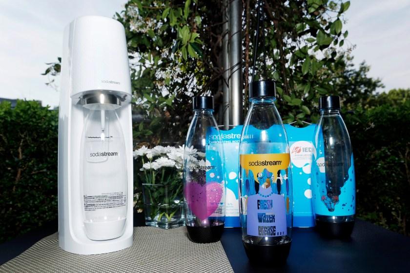 Sodastream, IED