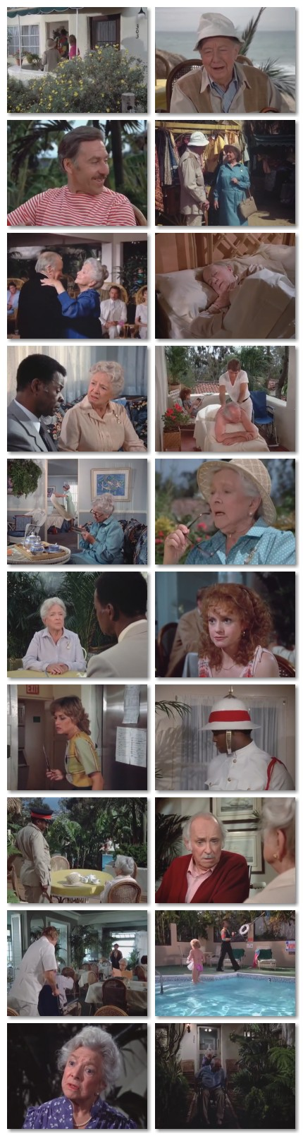 1983 - A Carribean Mystery - screenshot