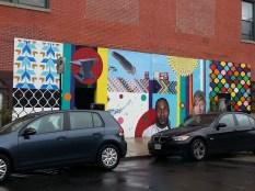 Mural in Wicker Park