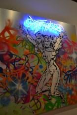 paint paste sticker chicago street art