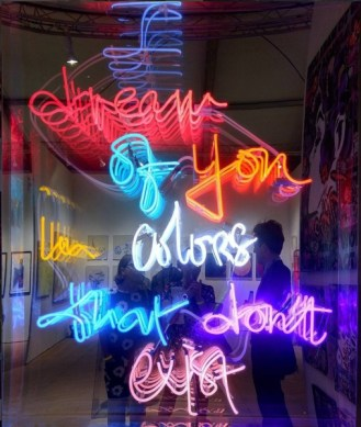 scope art fair miami beach art basel 2015 olivia steele i dream of you in colors that don't exist rumney gallery