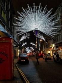 london holiday christmas december lights oxford street