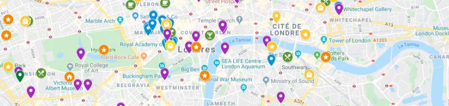 my art bucket list london