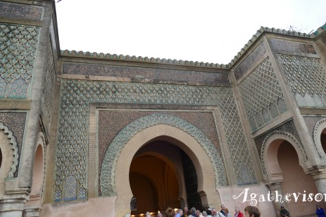 2019NM0131-Meknes-Porte Bab Mansour