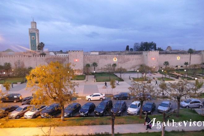 2019NM0205-Meknes-Riad-Vue place Lalla Aouda