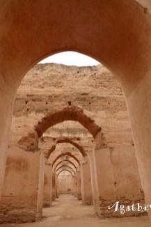 2019NM0272-Meknes-Ecuries Royales-Arches