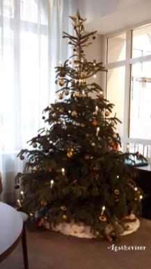 Berlin sapin de Noël Hôtel