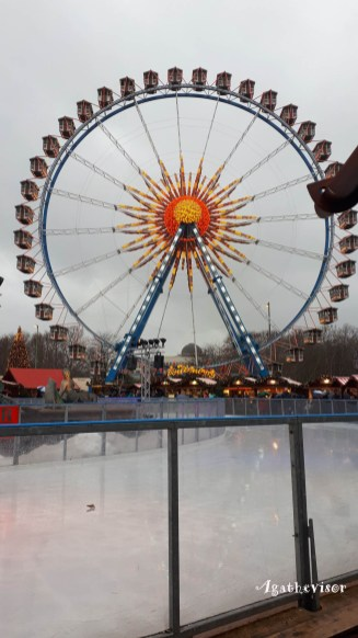 Grande roue Berlin