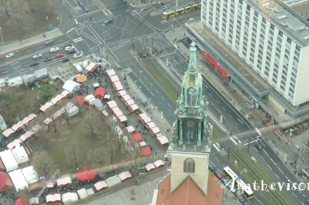 2018BE0167-Berlin-Tour TV-Vue haut clocher eglise