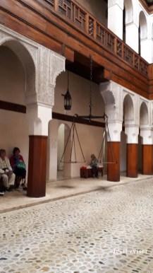 2019FE0341-Fes-Medina-Musee du bois-balances