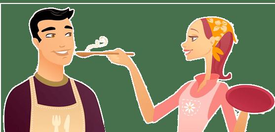 tasting treats