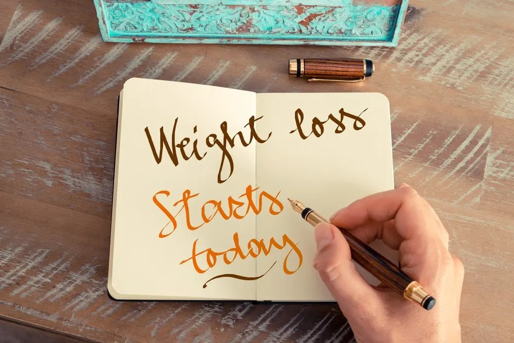 Weight Loss Starts Today