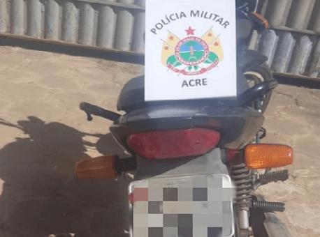 23-07-2020-Polícia-Militar-recupera-moto-roubada