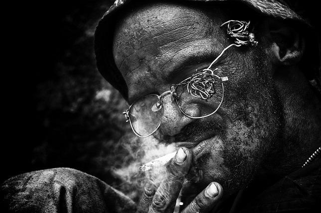 Cigarette Butt Agbowo Art Nduka Akpe Literary Art