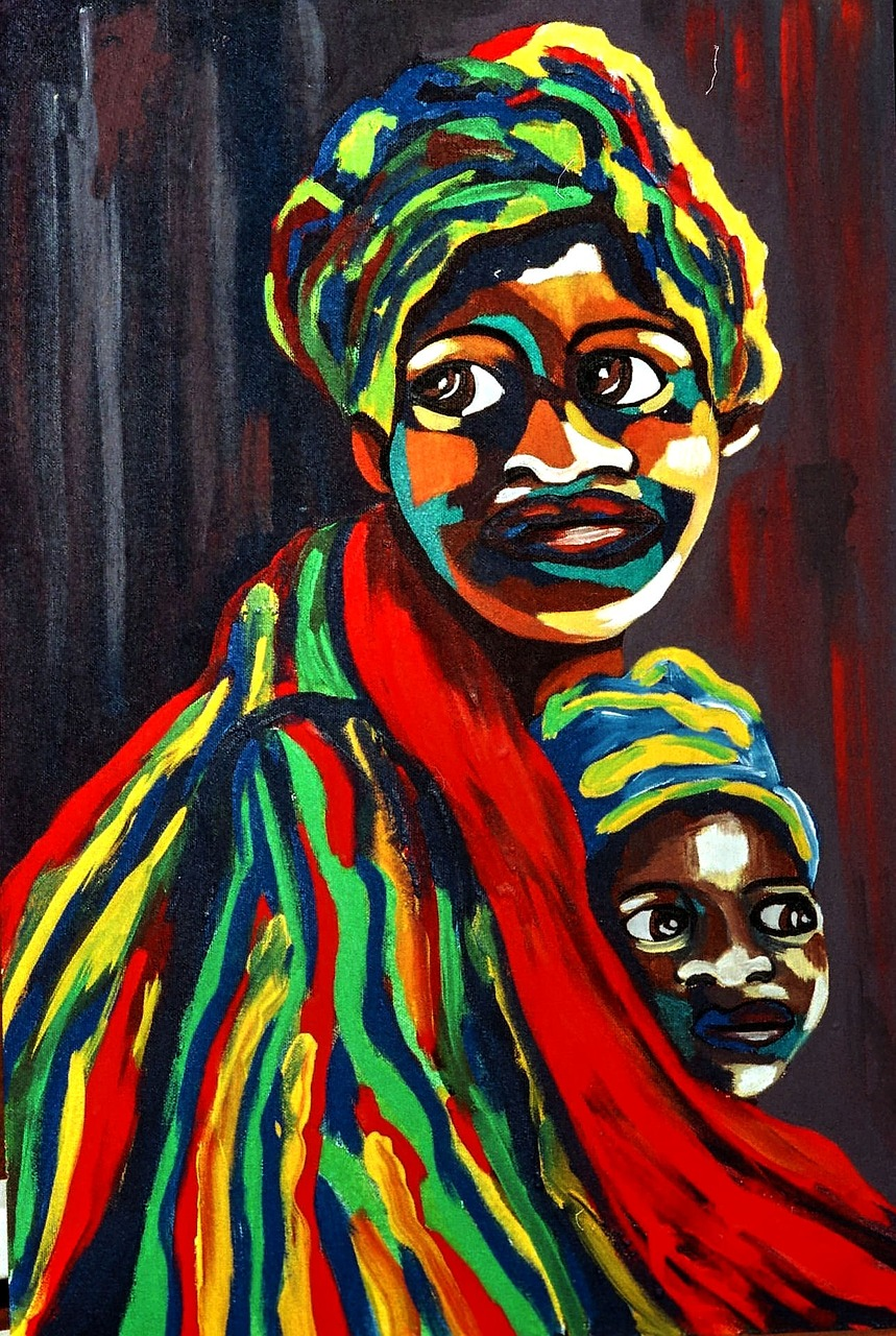 My Mother's Body Gabriel Etim Agbowo Art African Literary Art