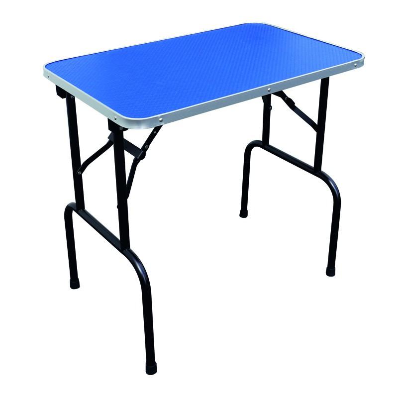 table pliante 90 x 60 cm hauteur 78cm