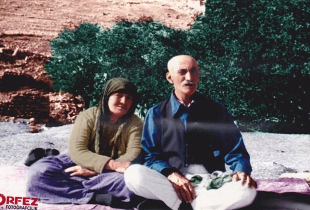 Fadime Ana ve Büyük Tacim Dede