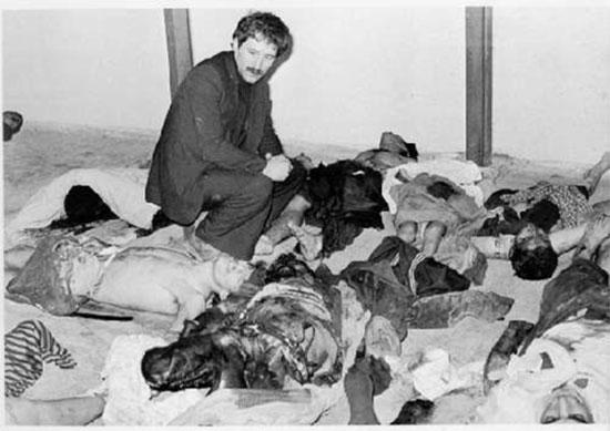 Henüz ağıtı yakılmamış 1978 Maraş Katliamı 1