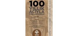 Gaziantep'te '100 Yıllık Acıyla Yüzleşiyoruz' paneli 1