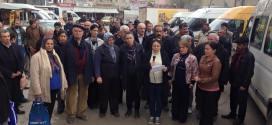 Heseke Newrozundaki katliam Elbistan`da protesto edildi 2