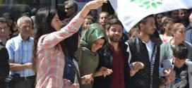 Elbistan`da HDP seçim degerlendirmsi