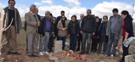 Elbistanlı şehitler mezarları başında anıldı