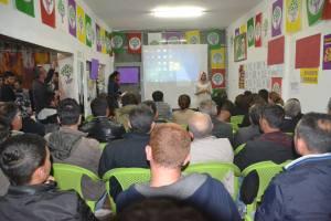 Elbistan'da Dersim Anması Yapıldı