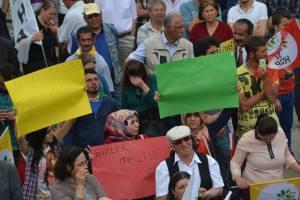 Maraş'ta HDP Mitingi yapıldı