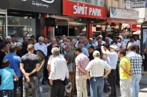 (HDP) Elbistan İlçe Örgütü, Şanlıurfa'nın Suruç ilçesinde meydana gelen ve 32 kişinin ölümüyle sonuçlanan bombalı saldırıyı kınadı