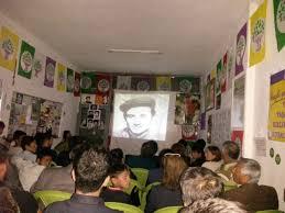 Elbistan'da devrim ve komünizm şehitleri anıldı